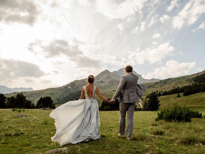 S&C – Mariage à la montagne – Serre Chevalier