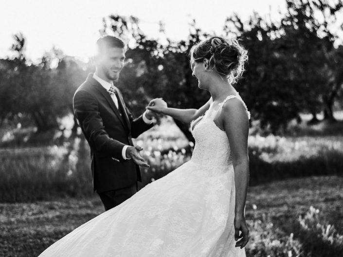 C & A – Mariage à Maussane-les-Alpilles
