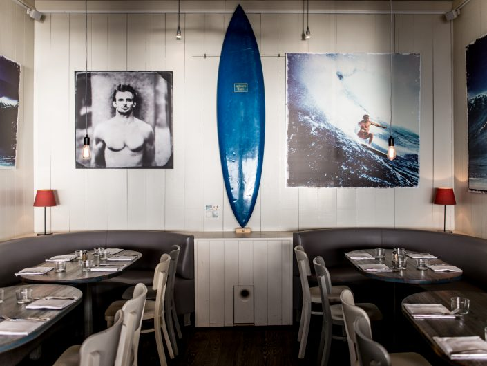 Photographe Culinaire : Le Surfing