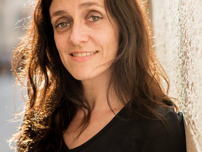 Portrait Comédienne – Cécile Petit