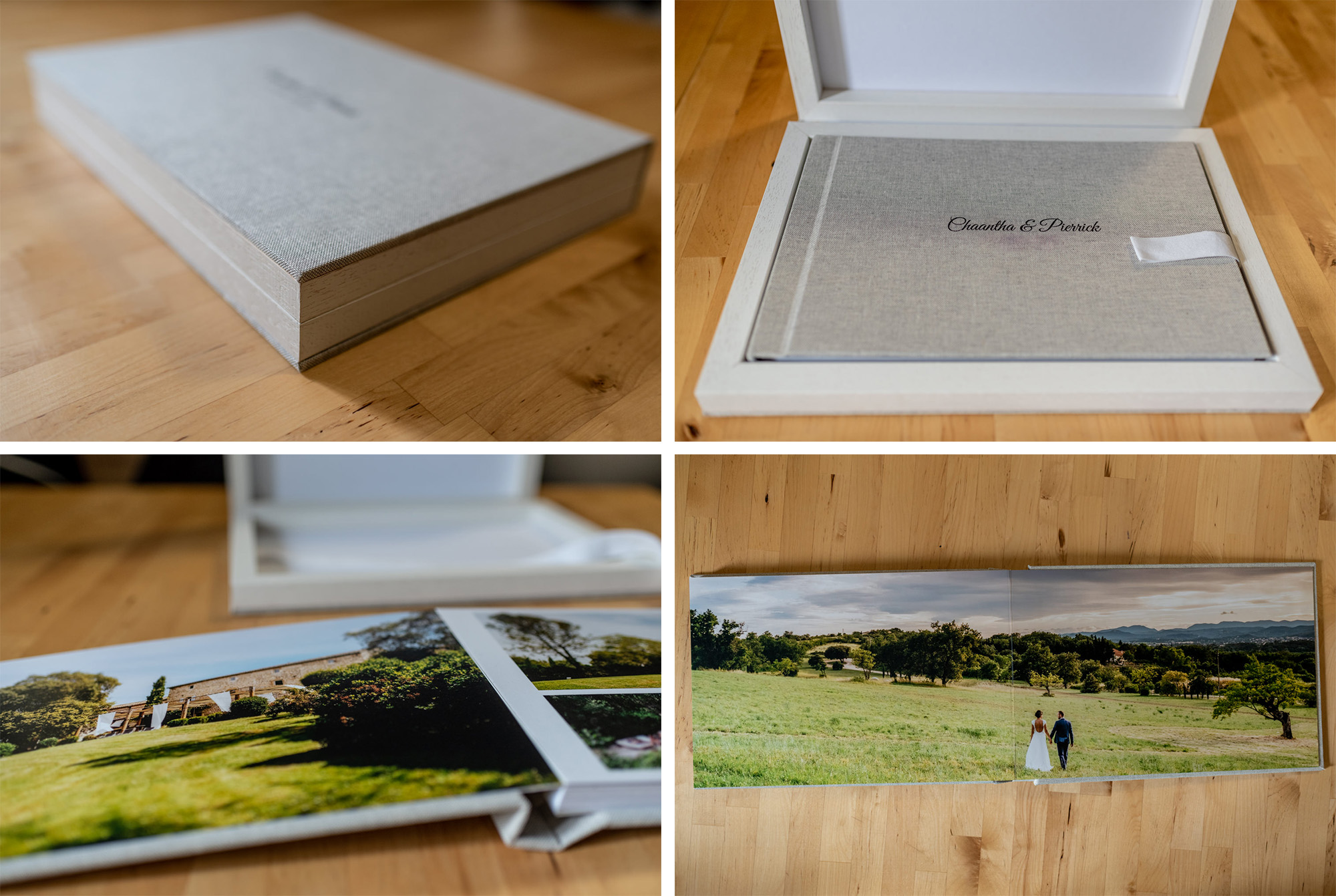 Album photo -Nine photographe