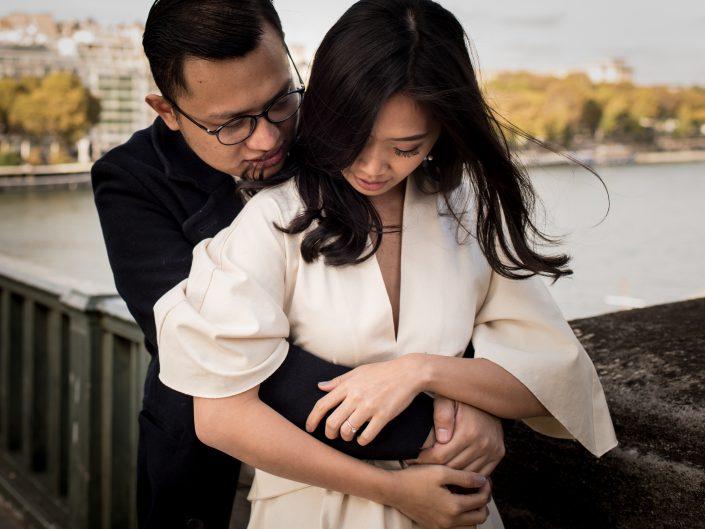 R & K – Séance photo couple – Paris