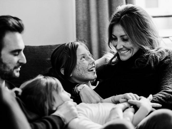 A lovely family – Séance Storymotion à Paris