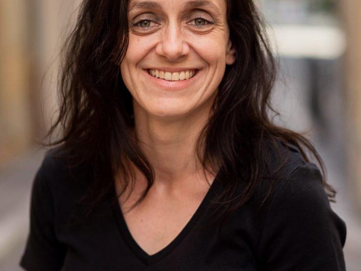 Portrait Comedien - Cécile Petit